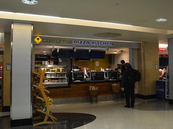 California Pizza Kitchen San Diego Terminal 2