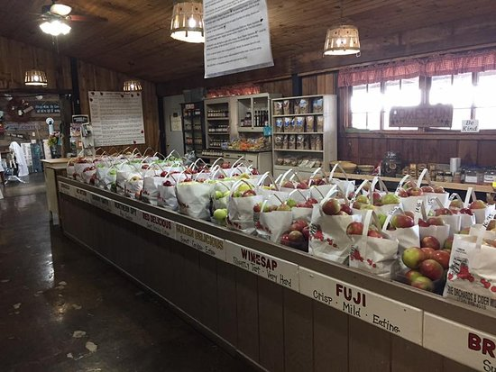 Erie Orchards and Cider Mill