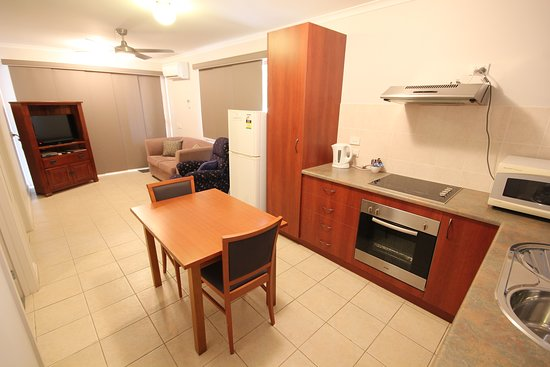 Port Vincent Motel & Apartments: Superior Studio Apartment - Disabled friendly