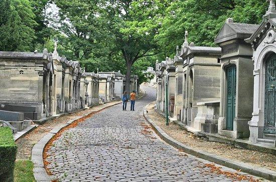 Paris 'Pere Lachaise Gravestone...