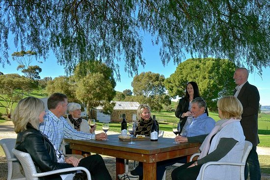 Small-Group Barossa Valley Food and...