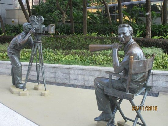 Garden of Stars: sculpture