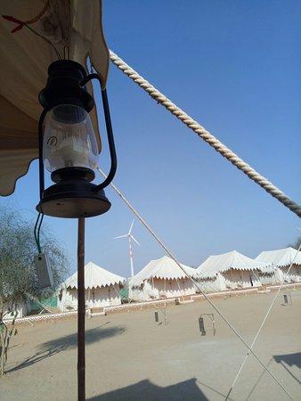 Jaisalmeer sand voyages camp----