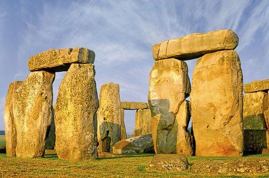 Windsor, Bath en Stonehenge Tour vanuit ...