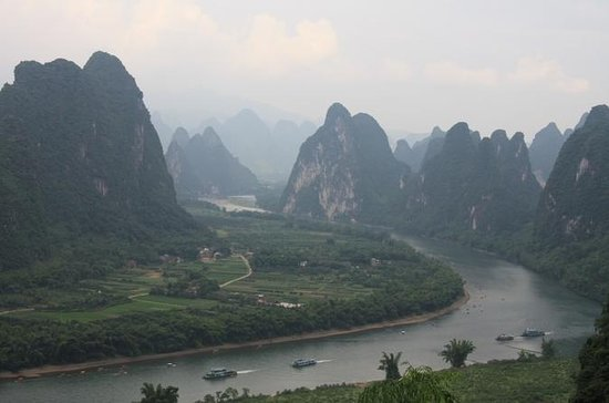 Crucero privado por el río Li y...