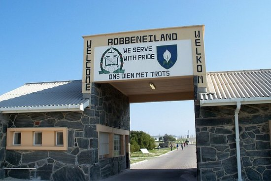 Robben Island, Table Mountain and...