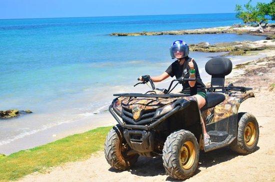 Negril ATV og Horseback Combo