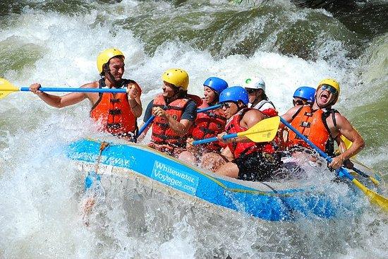 Tour en balsa por el río Alanya