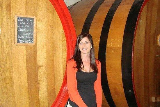 千万不要错过:托斯卡纳中世纪城堡的葡萄酒之旅(基安蒂 - 托斯卡纳)