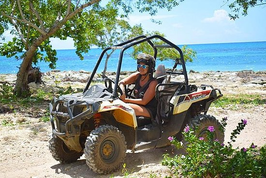 Negril Zipline, Safari and ATV