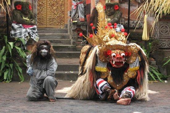 Ganztägiges Bali-Dorf, Barong und...