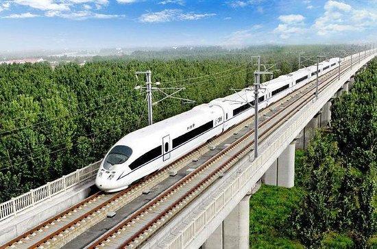 Shanghai a Suzhou boleto de tren bala...