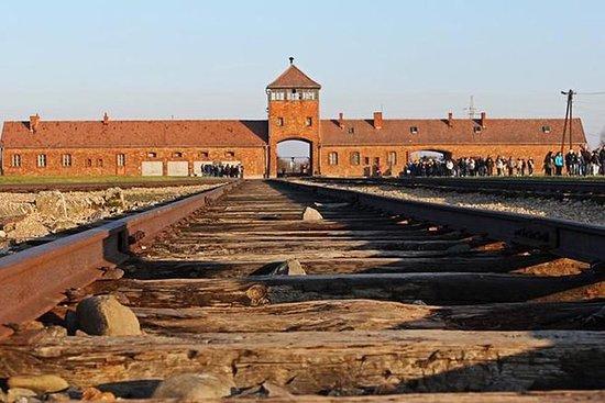 Auschwitz tur fra Warszawa