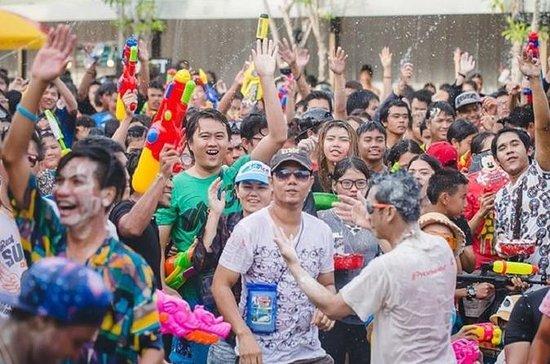 Festival Songkran 2019 en Hua Hin...
