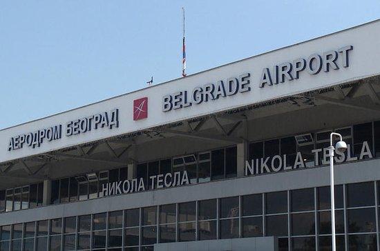 Bienvenue à Belgrade avec prise en...