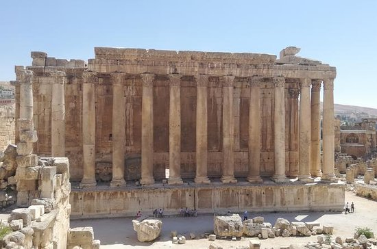 Group Tour - Baalbek, Anjar & Ksara...
