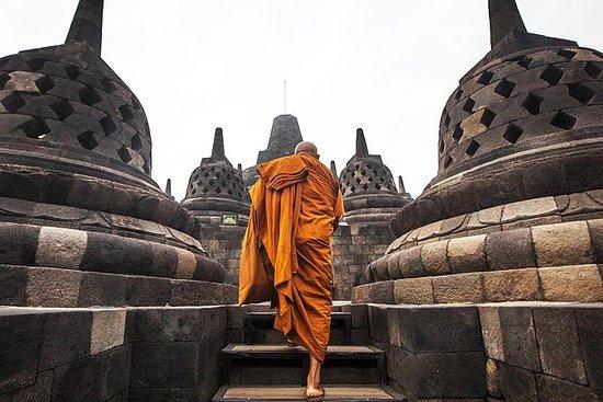 Private Borobudur and Prambanan...
