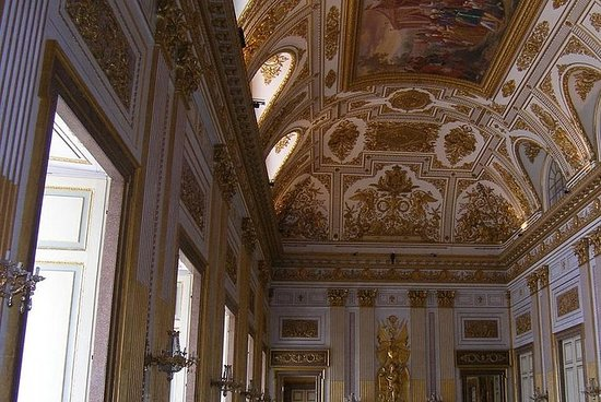 Tour of Caserta Royal Palace...