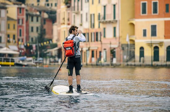Paddle-boarding-ervaring in Portofino