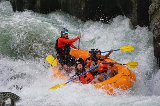 Rafting en Chorro White Water Class...