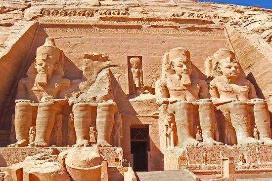 Abu Simbel en Aswan
