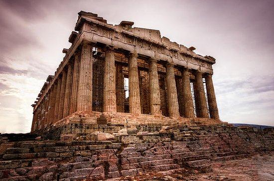Privérondleiding door klassiek Athene