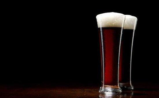 Темуко, Чили: Cerveza ambar