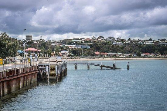 Port Vincent Motel & Apartments: Port Vincent Wharf (250m from property)
