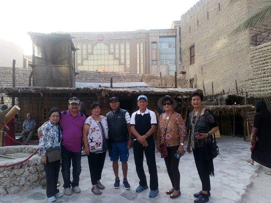 Our Guests - City Tour!