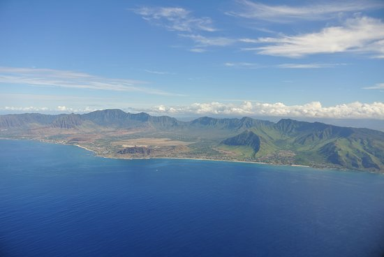 Hawaiian Airlines: 心がワクワクしてくる眺め