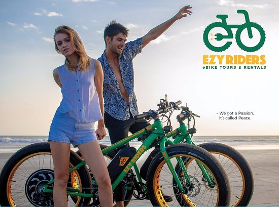 Ezyriders Electric E-Bike Tours & Rentals
