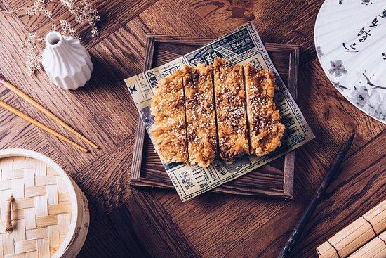 Taiwanese Grilled Chicken Fried Steak