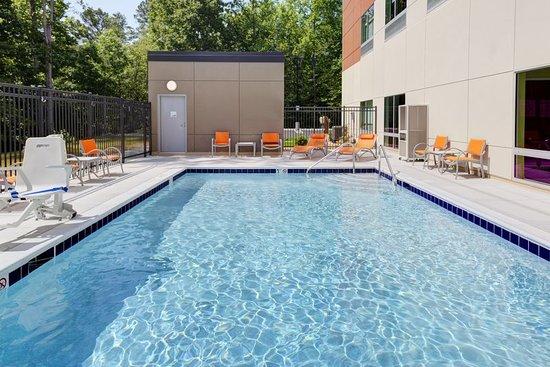 King George, Virginie : Pool