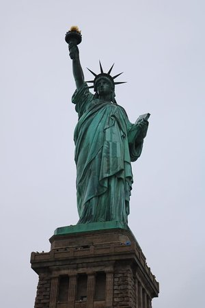 Статуя Свободы: Estatua de la Libertad