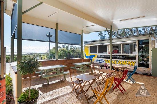 Balcony - Picture of Cheynes Beach Caravan Park - Tripadvisor