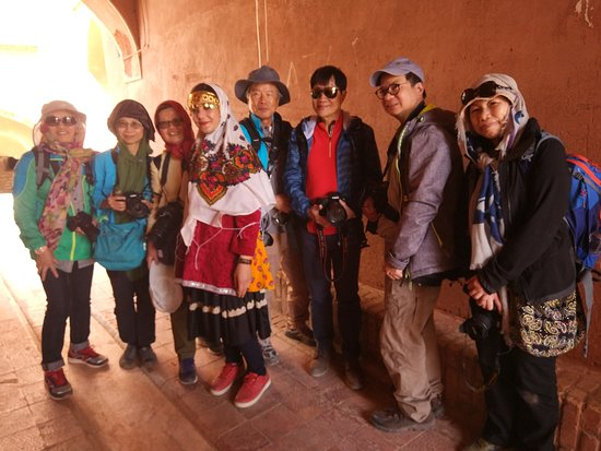 IranTours photographer group