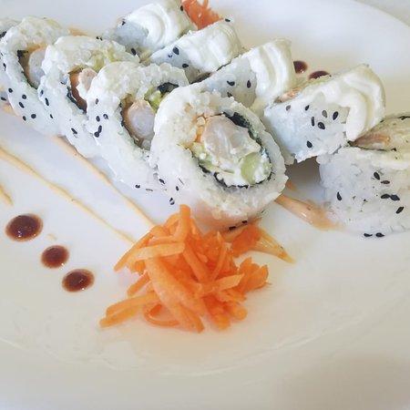 Sahuayo, Mexico: Seikō sushi & restaurant