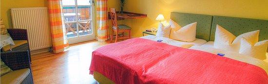 Obing, Deutschland: Guest room