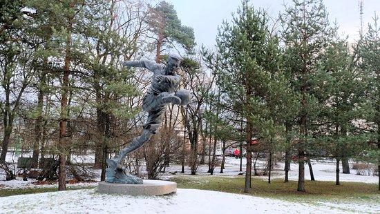 Sestroretsk, روسيا: Отличный памятник
