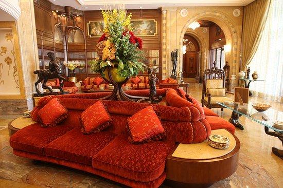 Broummana, Líbano: Suite