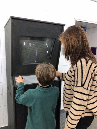 Computerspielemuseum: PONG
