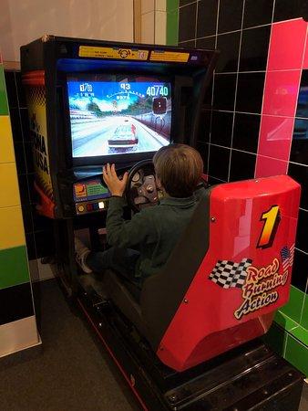 Computerspielemuseum: Daytona Racing