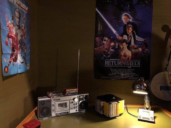 Computerspielemuseum: Habitación 80