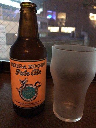 志賀高原ペールエールビール