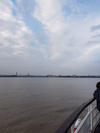 Mersey Ferries: Great views