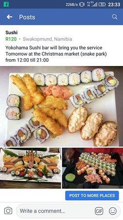Yokohama Sushi Bar: For the love of the Sushi