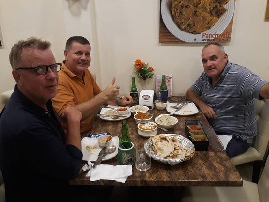 Panchwati Gujarati Indian Restaurant: Have beer and enjoy meal