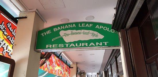 The Banana Leaf Apolo: Restaurant