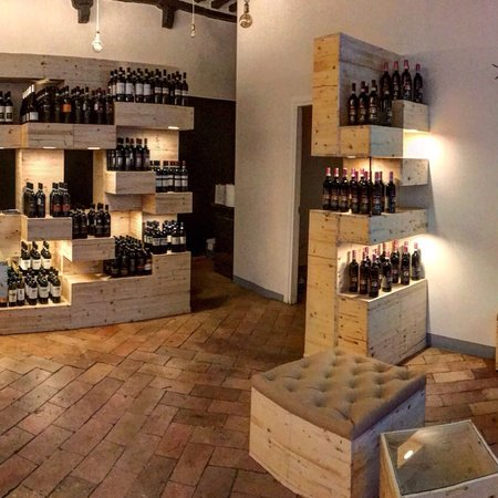 Montalcino, Italie : Padelletti Wine Shop