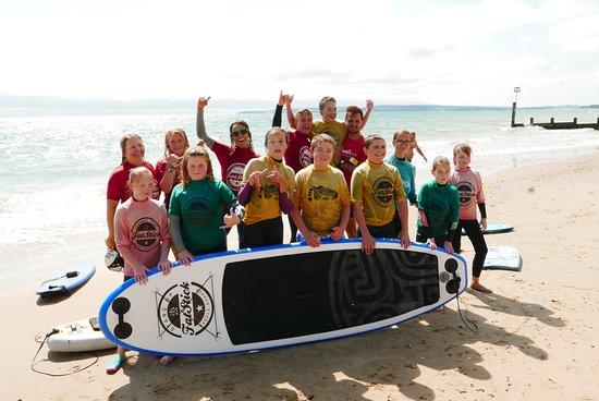Summer at Surf Steps 2018